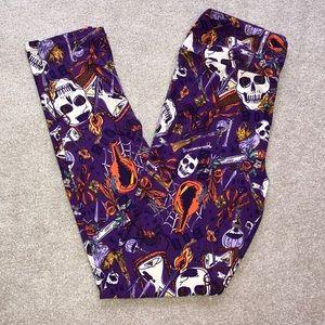 BNWOT Halloween Leggings